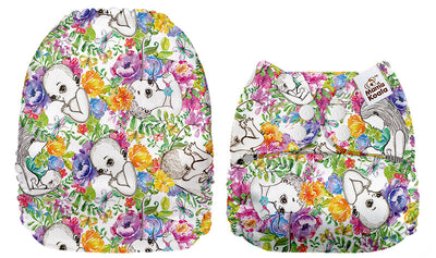 Mama Koala Pocket Nappy - Mum's Love