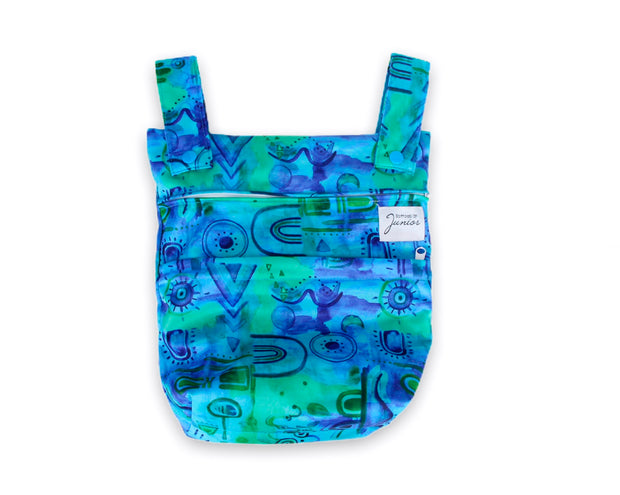 Bottoms Up Junior Mini Wet Bag - Isle of Dreams