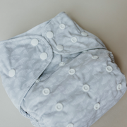 Bare and Boho One Size Nappy - Scales