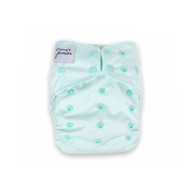 Junior Flex Cloth Nappy - Sea Glass