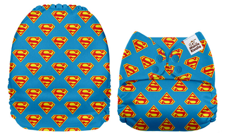 Mama Koala Pocket Nappy - Superman