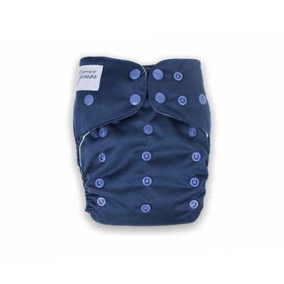 Junior Flex Cloth Nappy - Sapphire