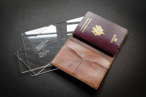 Making a passport holder