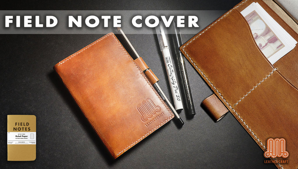 Making a Field Notes book cover