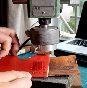 3 Ways to stamp leather