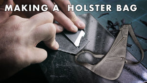 Making a holster bag