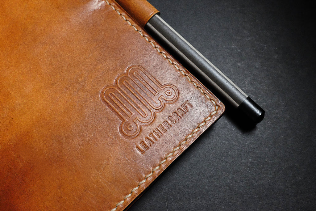 custom-made stamps made by AM-leathercraft