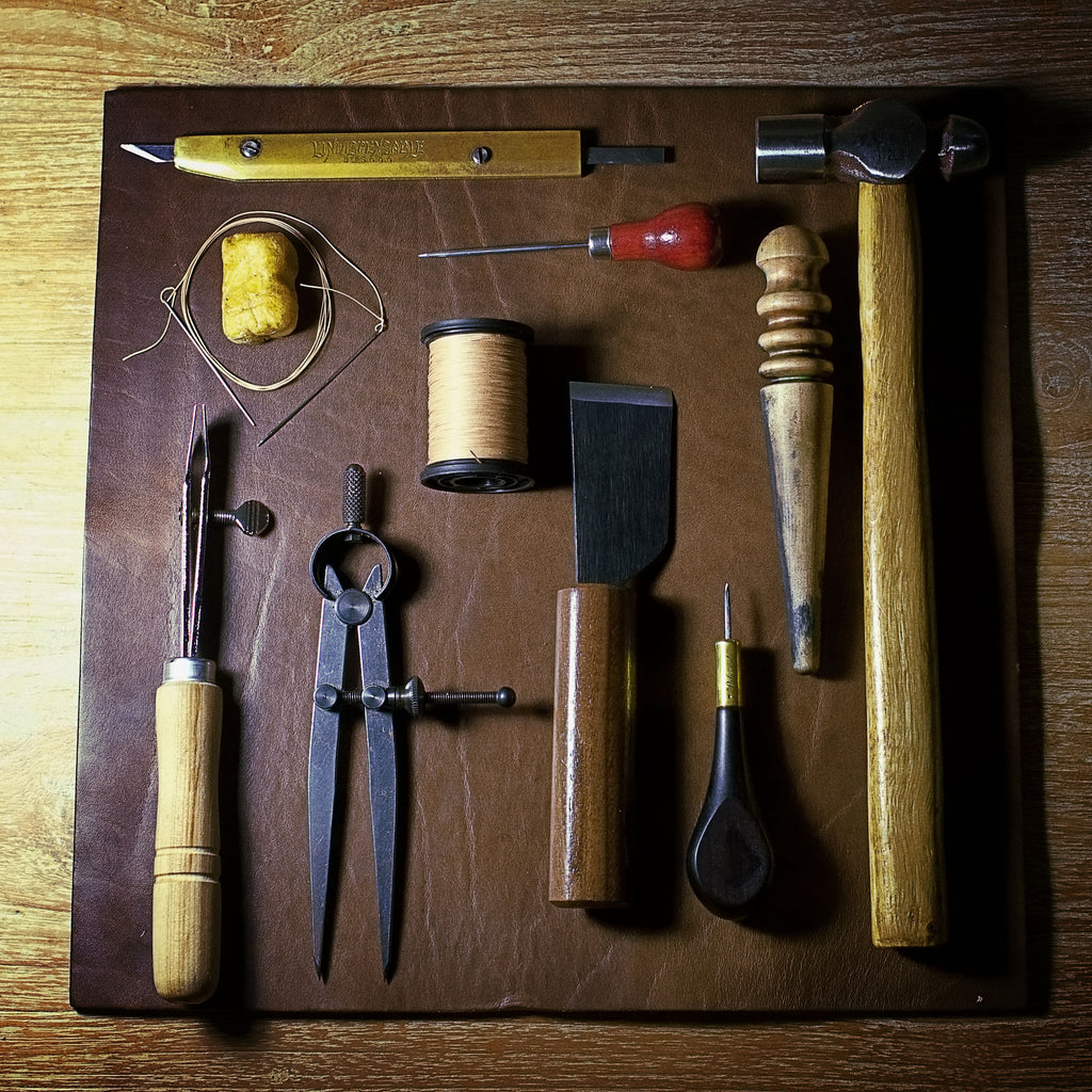 Leather works tools