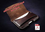 WALLET & CARD HOLDER BUNDLE - PDF patterns + video tutorials