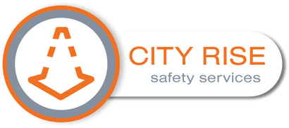 City Rise Safety Services Engineered Traffic Control Plan, Flagging, Signs, and, Equipment