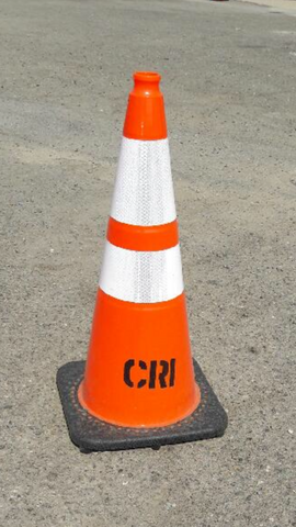 City Rise Safety Traffic Cone