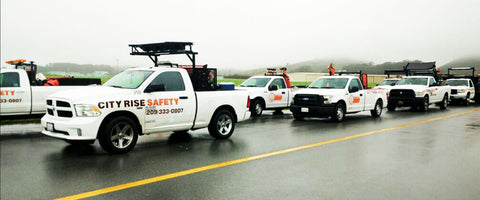 Best Traffic Control in the State of California, City Rise Safety, Learn why they increase Safety and Speed up Traffic!