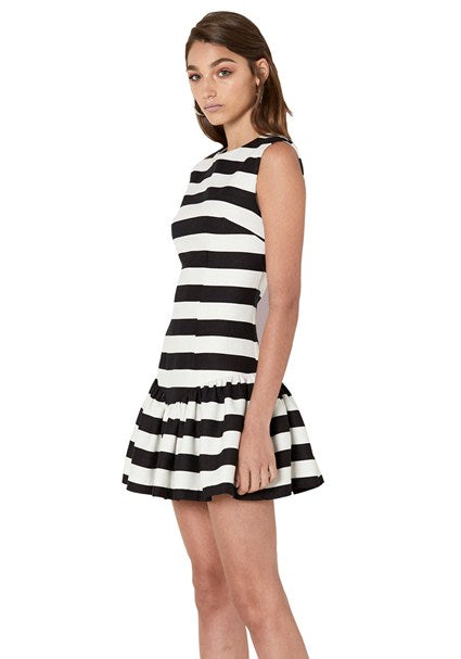 Bold Stripe V Gather Mini