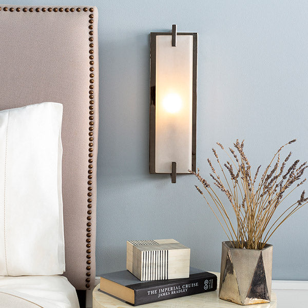 wall light over nightstand bedside light dimmable led light bulb