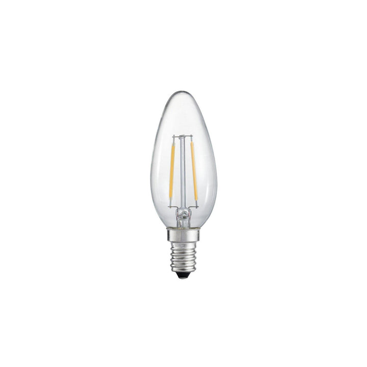 led chandelier torpedo shaped light bulb