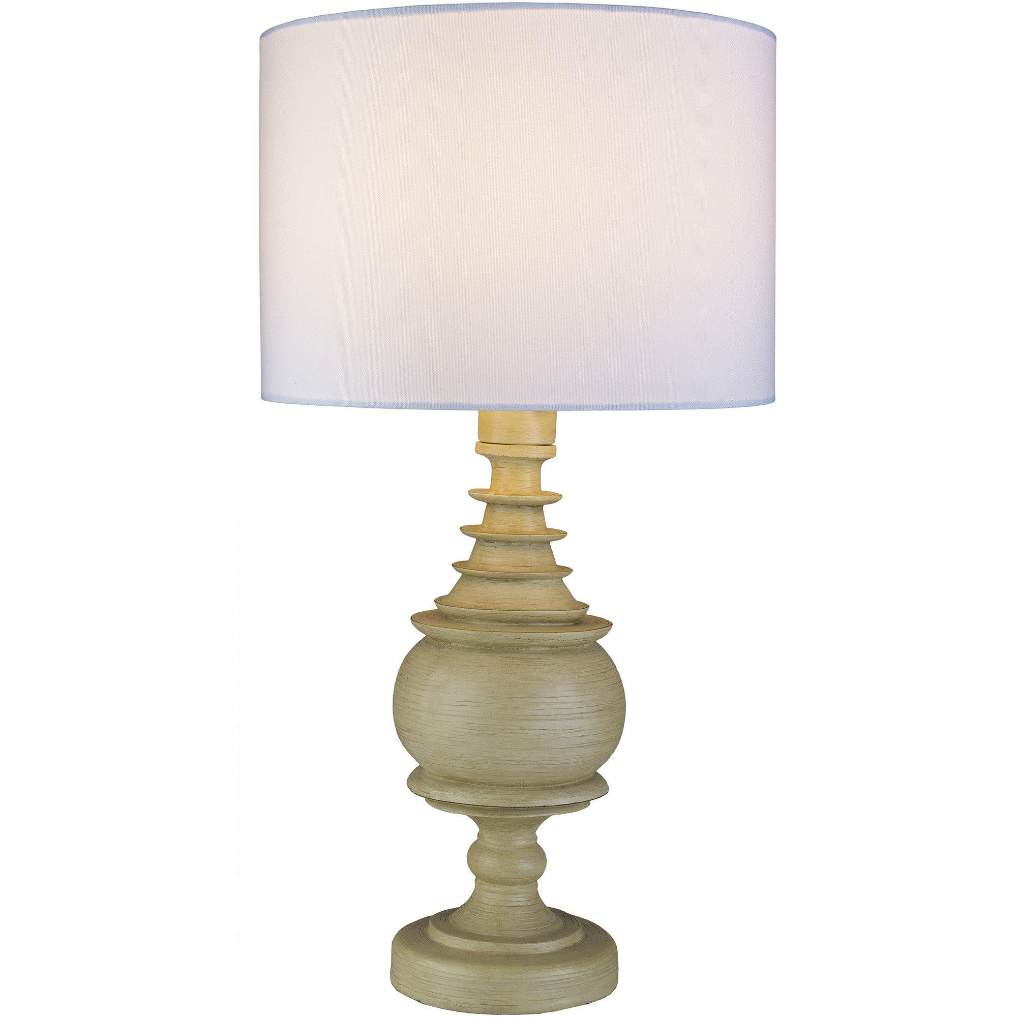 coastal beach modern table lamp