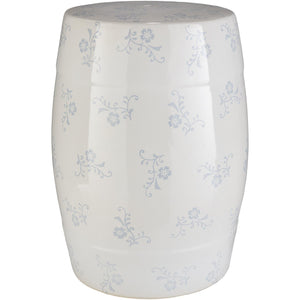 ceramic garden stool outdoor patio