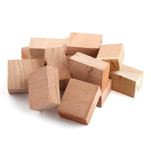Wood Smoking Blocks
