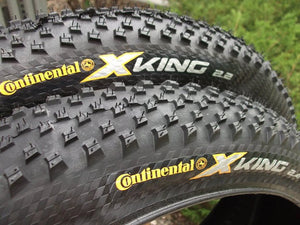 Continental X King Tires
