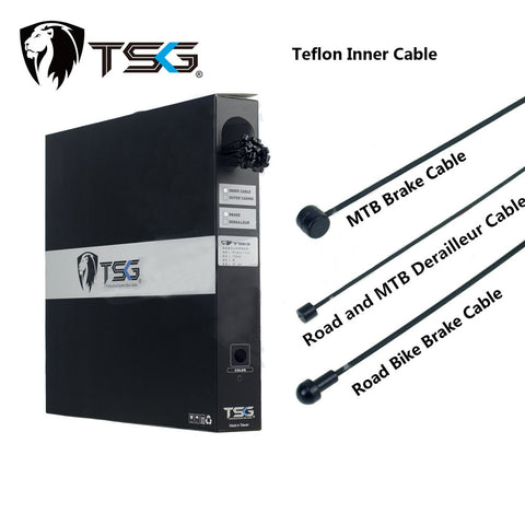 TSG Teflon Coated Stainless Steel Cables