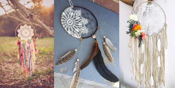 Social Crafts Events : DIY Dream Catchers
