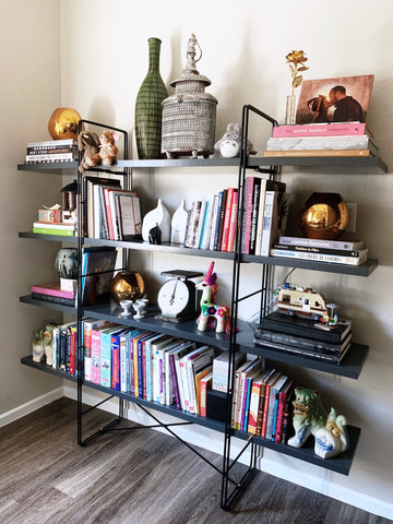 DIY Bookshelf Upgrade - Craft Tutorials