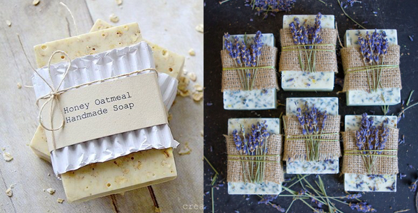 Social Crafts Events : DIY Natural Soap Making Craft