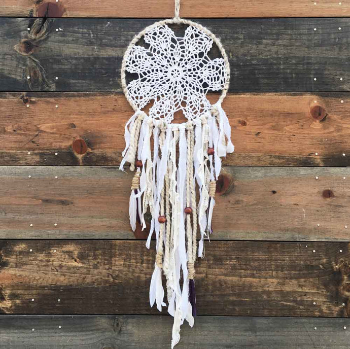 Lace Dream Catcher - PARTY BOX (5-20 people)