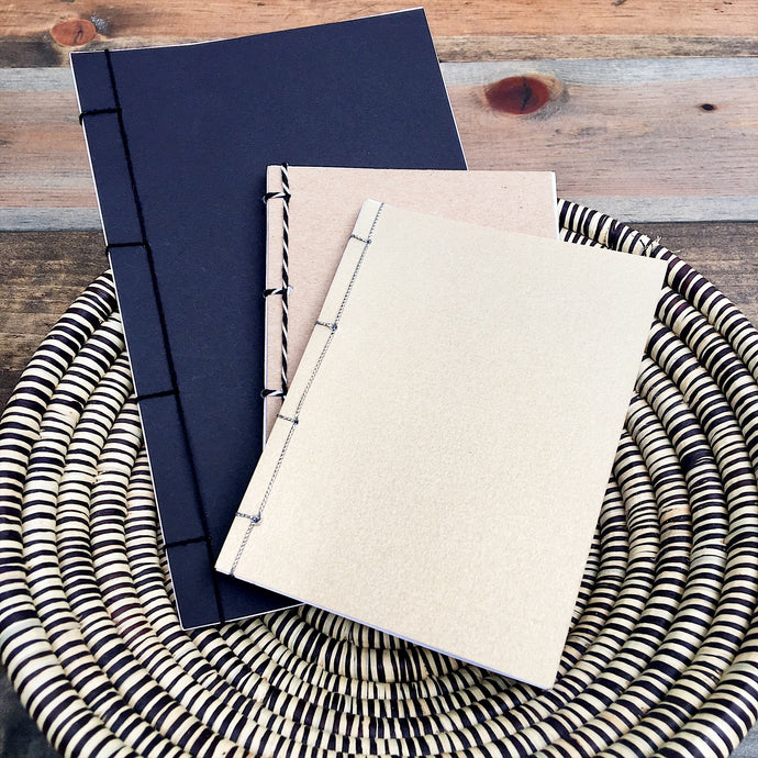 Journal Binding (3 journals each) - PARTY BOX (5-20 people)