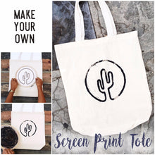 Screen Printing - PARTY BOX (5-20 people)