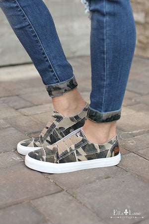 Marley Shoes - Camo