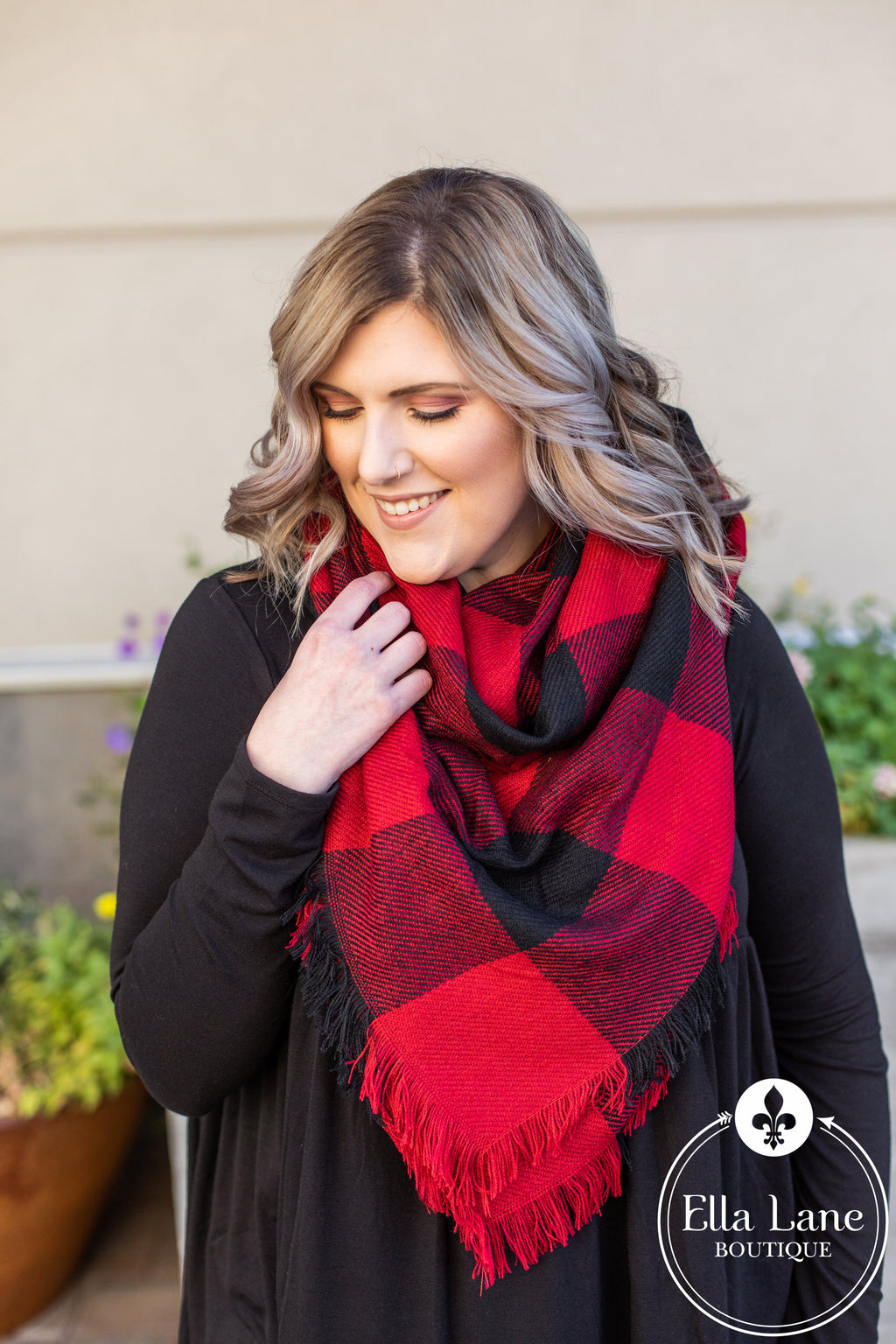 Buffalo Plaid Scarf