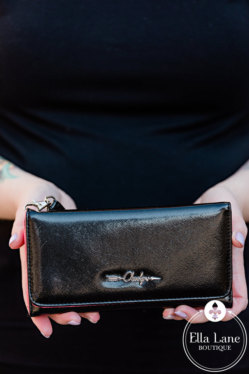 DB Monica Wallet - Black
