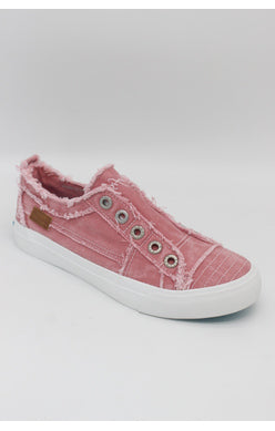 Play Sneakers - Dusty Pink Smoked