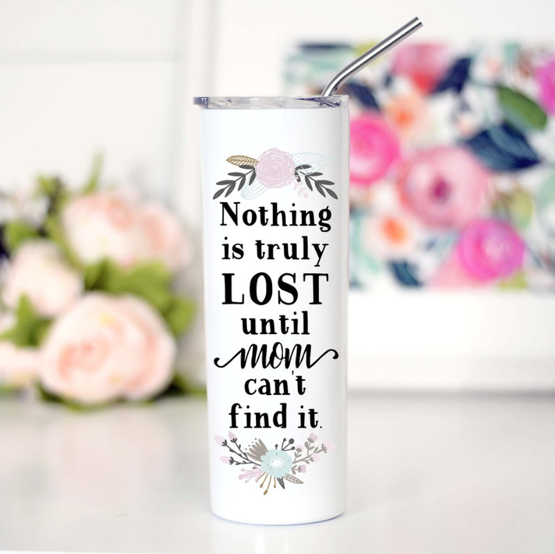 Nothing Is Truly Lost Tall Travel Mug