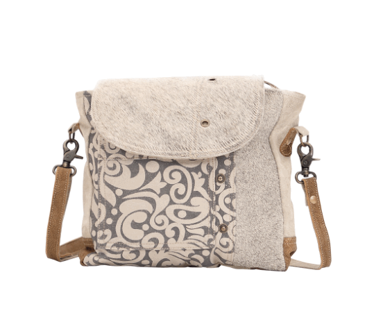 Factual Messenger Bag