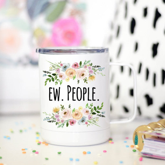 Ew People Travel Cup