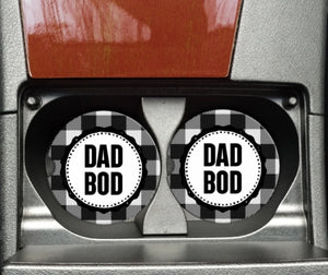 Dad Bod Car Coaster