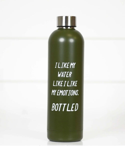 Emotions Water Bottle