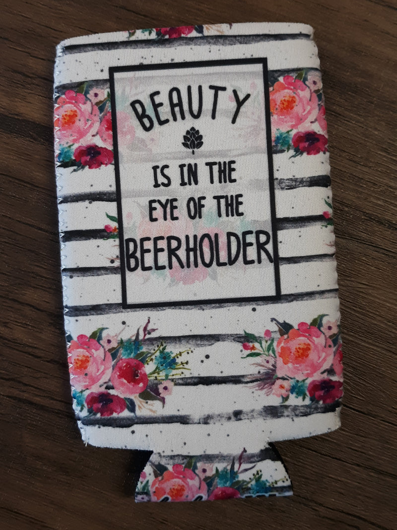 Beauty Beerholder Tall Coolie