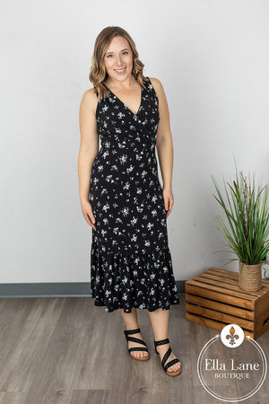 Raegan Sleeveless Dress