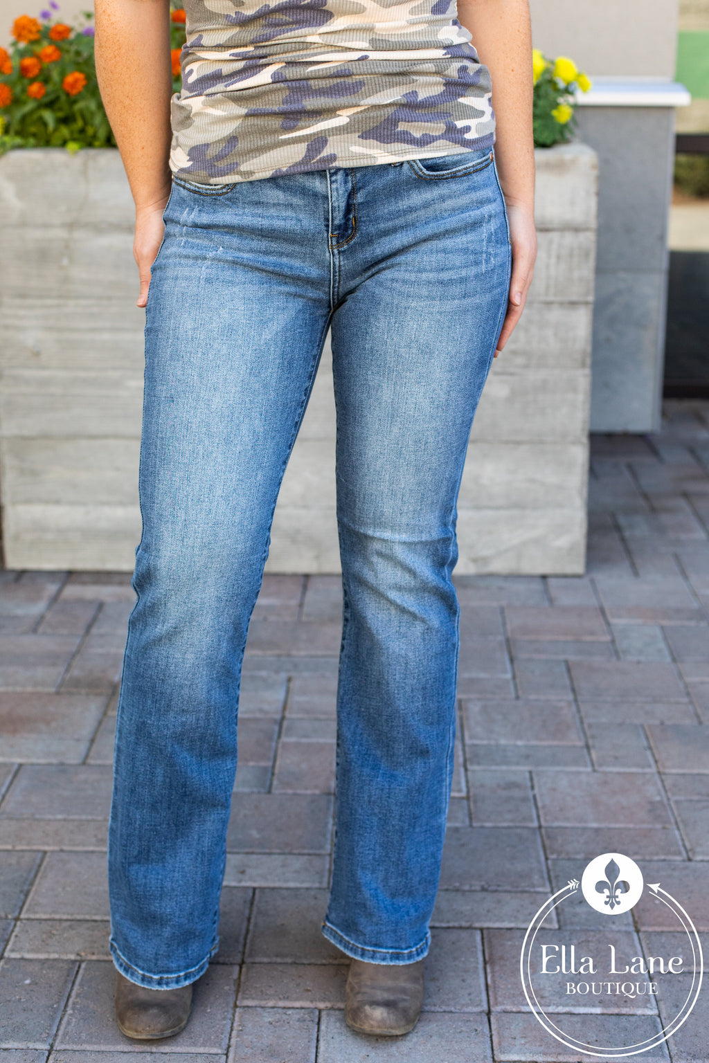 JB Bethany Boot Cut Jeans
