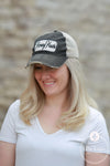 Honey Hush Trucker Hat