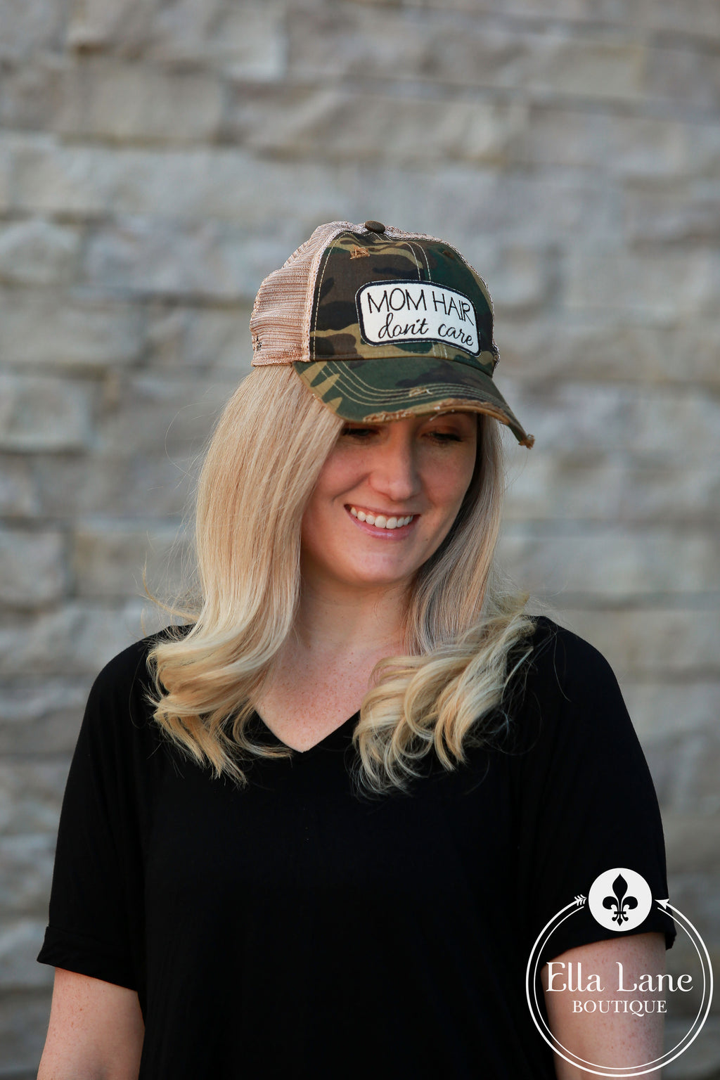 Mom Hair Trucker Hat