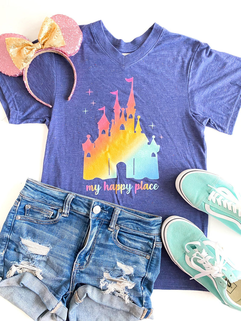 My Happy Place Tee