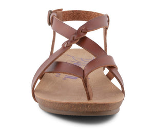 Granola B Sandals - Scotch Dyecut