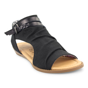 Blumoon Sandals - Black Rancher