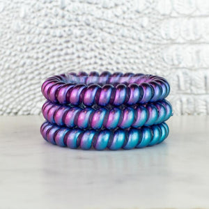 Hotline Hair Ties - Cotton Candy