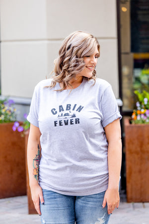 Cabin Fever Tee