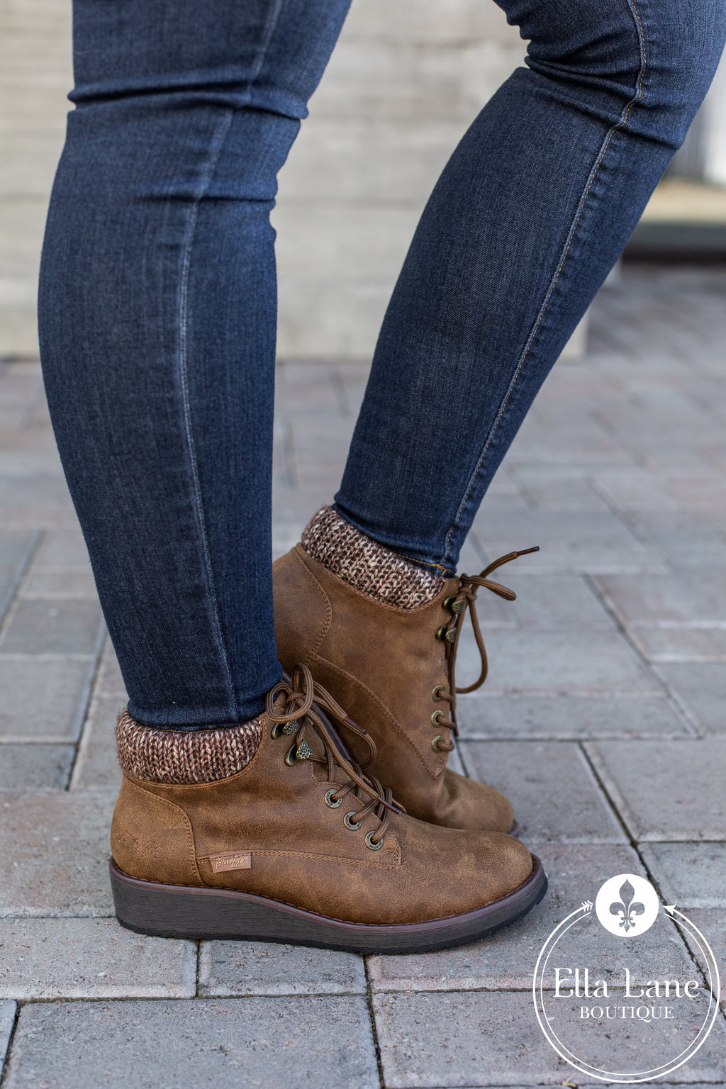 Comet Boots - Whiskey Brown FINAL SALE